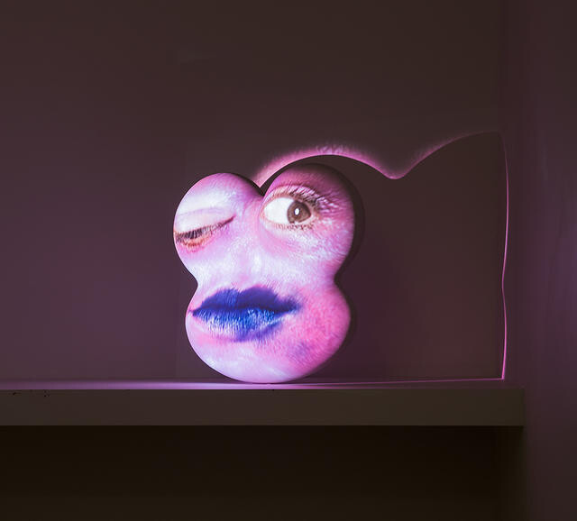 Sang by Tony Oursler