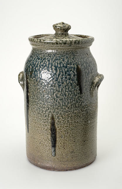 Tall Pot (With Lid)