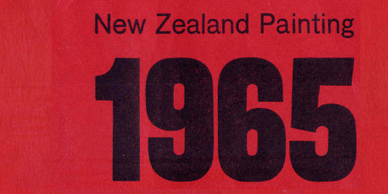 New Zealand Painting 1965