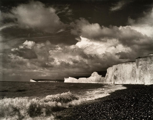Seven Sisters from Birling Gap, Sussex