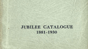 CSA catalogue 1930