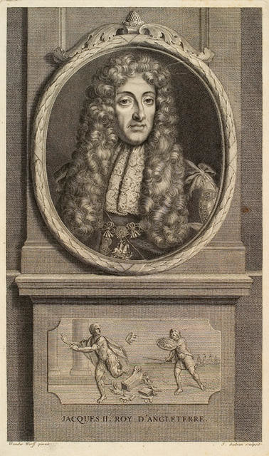Jacques II, Roy d'Angleterre