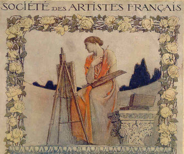 Inventory of Roger Collins gift of French catalogues