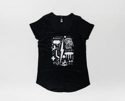 Underworld 2: Women's T-Shirt