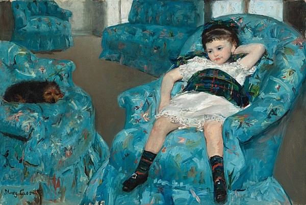 Margaux Warne: Domesticity, Femininity and Childhood