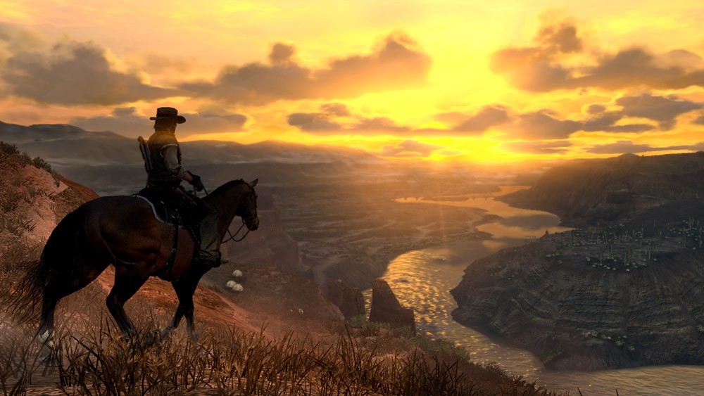 Rockstar Games Red Dead Redemption (still) 2010. Reproduced with permission