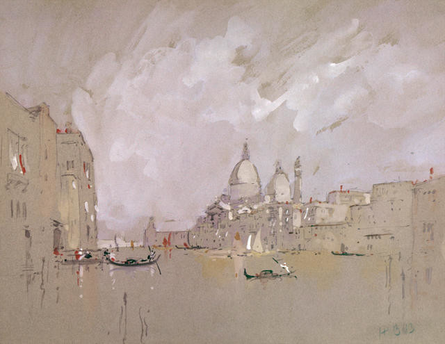 Grand Canal, Venice, After Turner