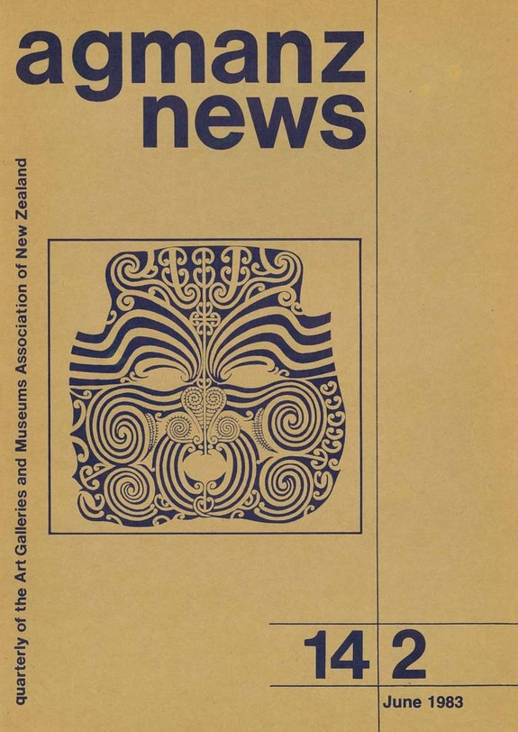 AGMANZ News Volume 14 Number 2 June 1983