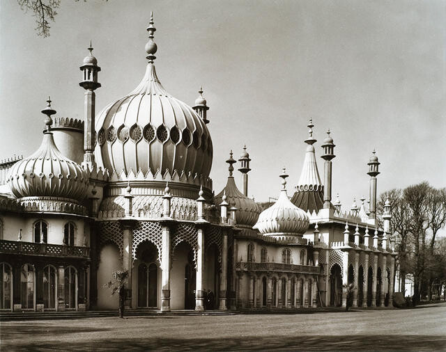 The Royal Pavilion, Brighton Sussex