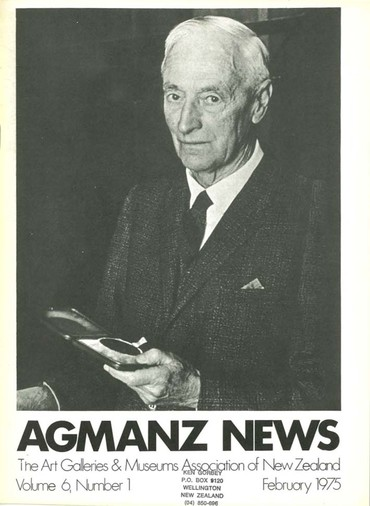 AGMANZ Volume 6 Number 1 February 1975