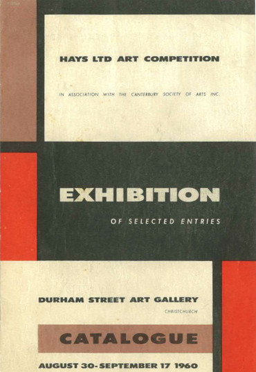 Hays Ltd Art Competition 1960