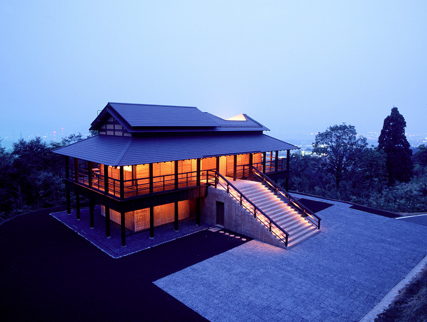 James Turrell House of Light 2000 - ongoing. Photo Tsutomu Yamada