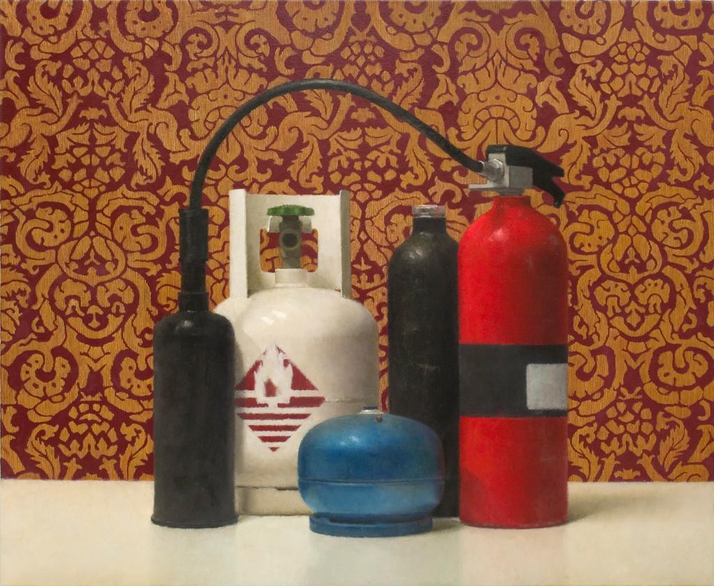 Hazardous Materials: Jude Rae's SL 145 | Christchurch Art