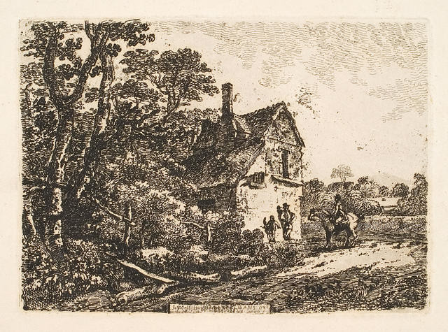 Sopwell House Near St. Albans, 1783