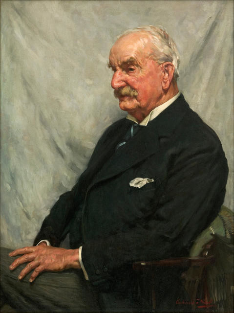 Portrait of Sir George Harper