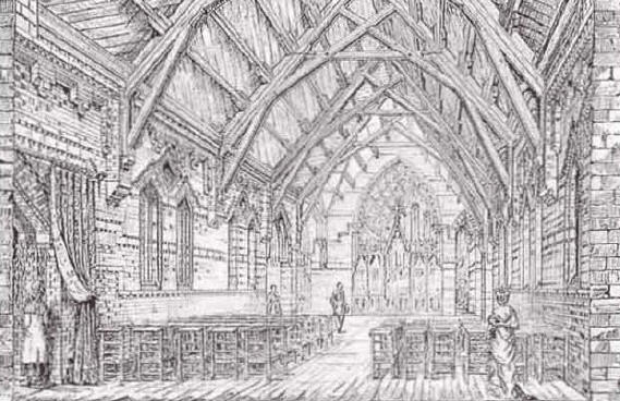 B.W. Mountfort and the Gothic Revival
