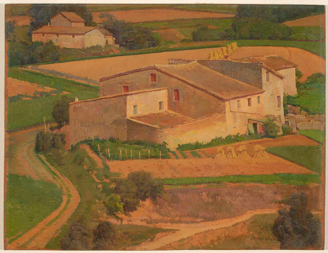 A Spanish Farmhouse