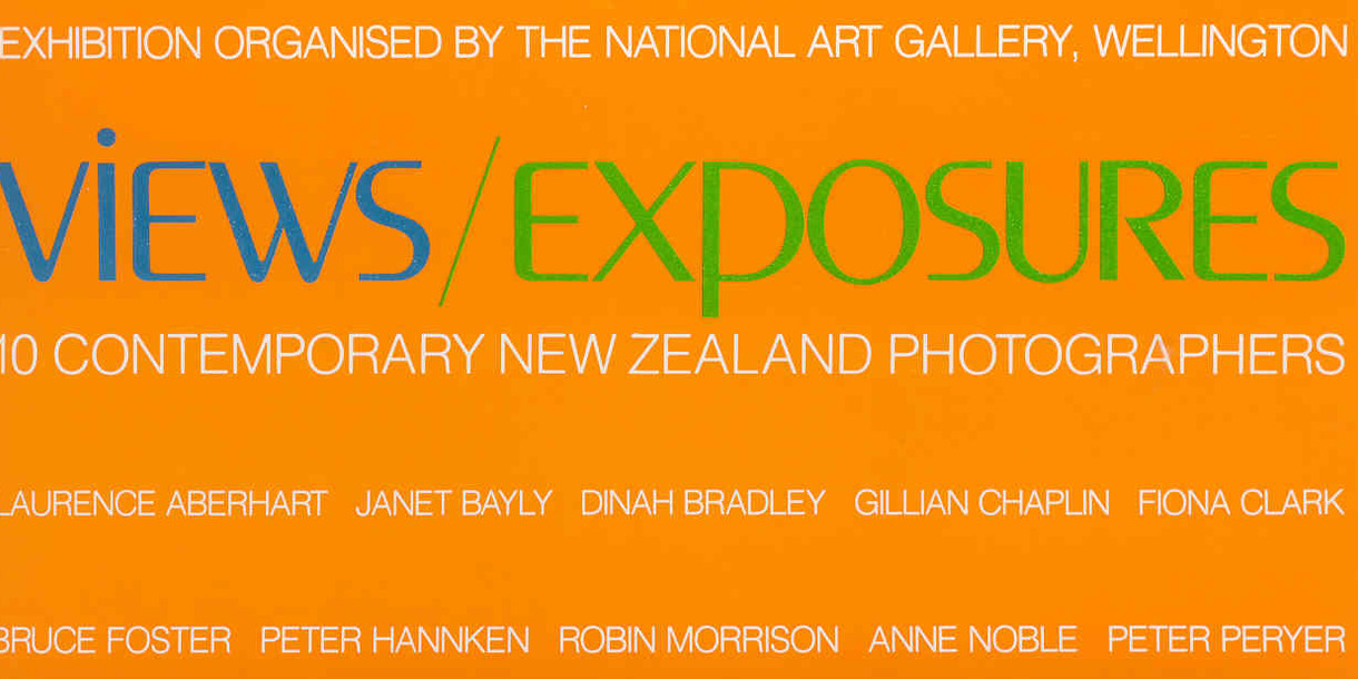 Views/Exposures: New Zealand Photography