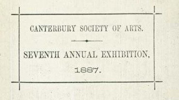 CSA Catalogue 1887