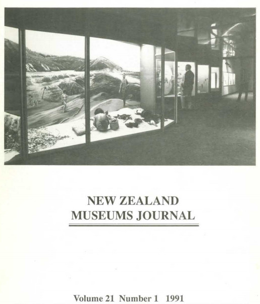 NZMJ Volume 21 Number 1 Summer 1991