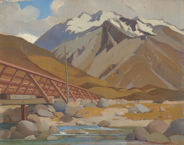 Bridge, Mt Cook Road