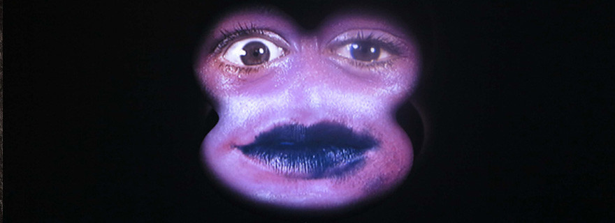 Tony Oursler: Bright Burn Want