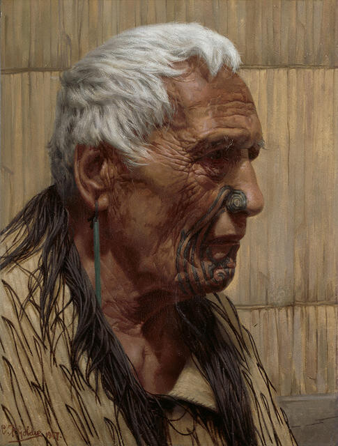 Whitening Snow of Venerable Age - Tamati Pehiriri, A Noble Chieftain of the Ngāpuhi Tribe