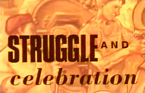 Struggle and celebration: art and organised labour