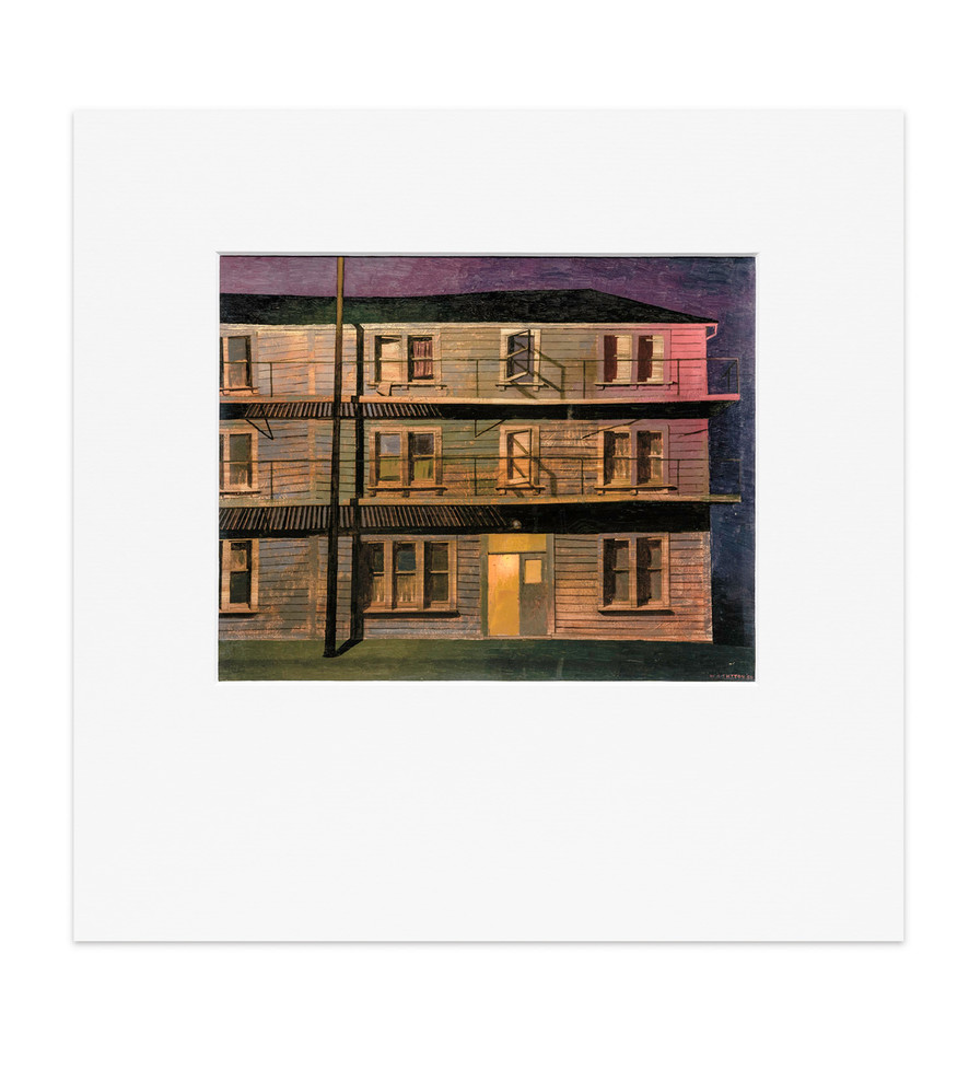 Private Lodgings - Print