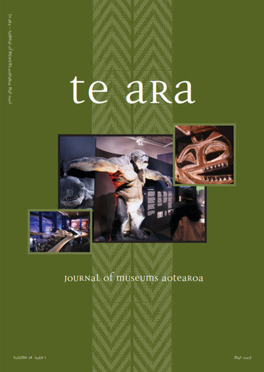 Te Ara volume 28 number 1, May 2003