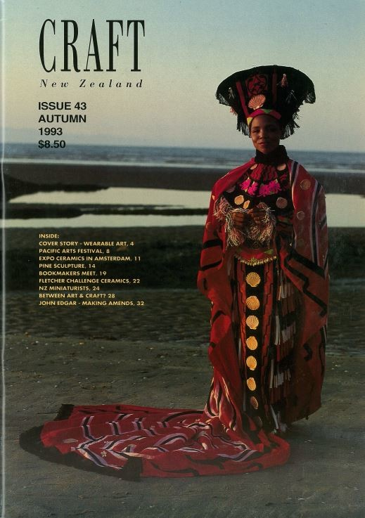 Craft New Zealand issue 43, Autumn 1993