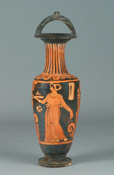 Bail Amphora (Campanion - Greek Colony In Italy)