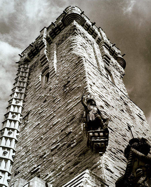 Wallace Monument, Stirlingshire