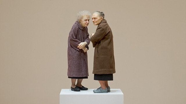 Ron Mueck - Two women