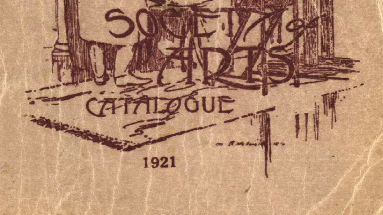 CSA catalogue 1921