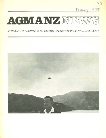 AGMANZ News Volume 4 Number 1 February 1973