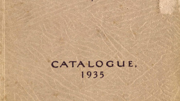CSA catalogue 1935
