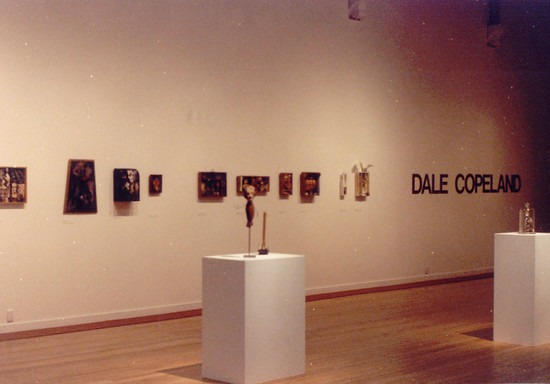 Dale Copeland: Careful Constructions of Treasured Objects