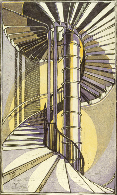 The Tube Staircase