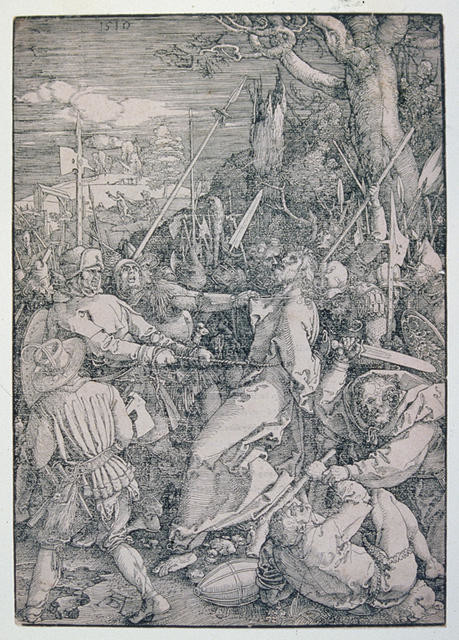 The Arrest of Christ, 1510