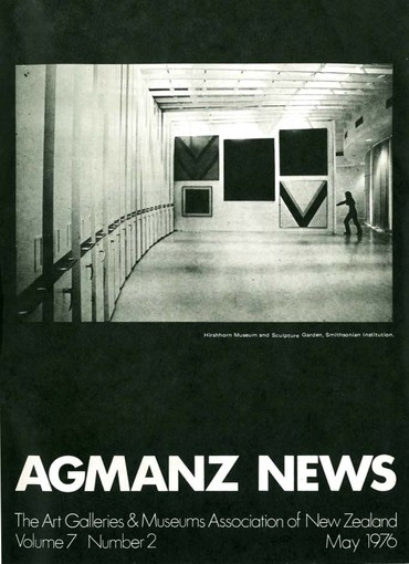 AGMANZ Volume 7 Number 2 May 1976