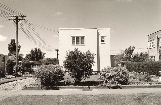 Domestic architecture, Christchurch, 1976 [White House]