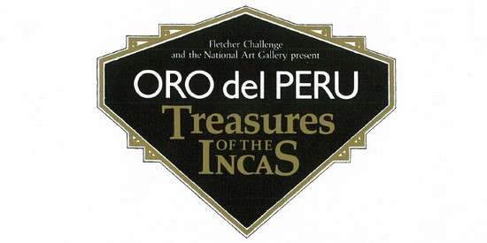 Oro del Peru: Treasures of the Incas