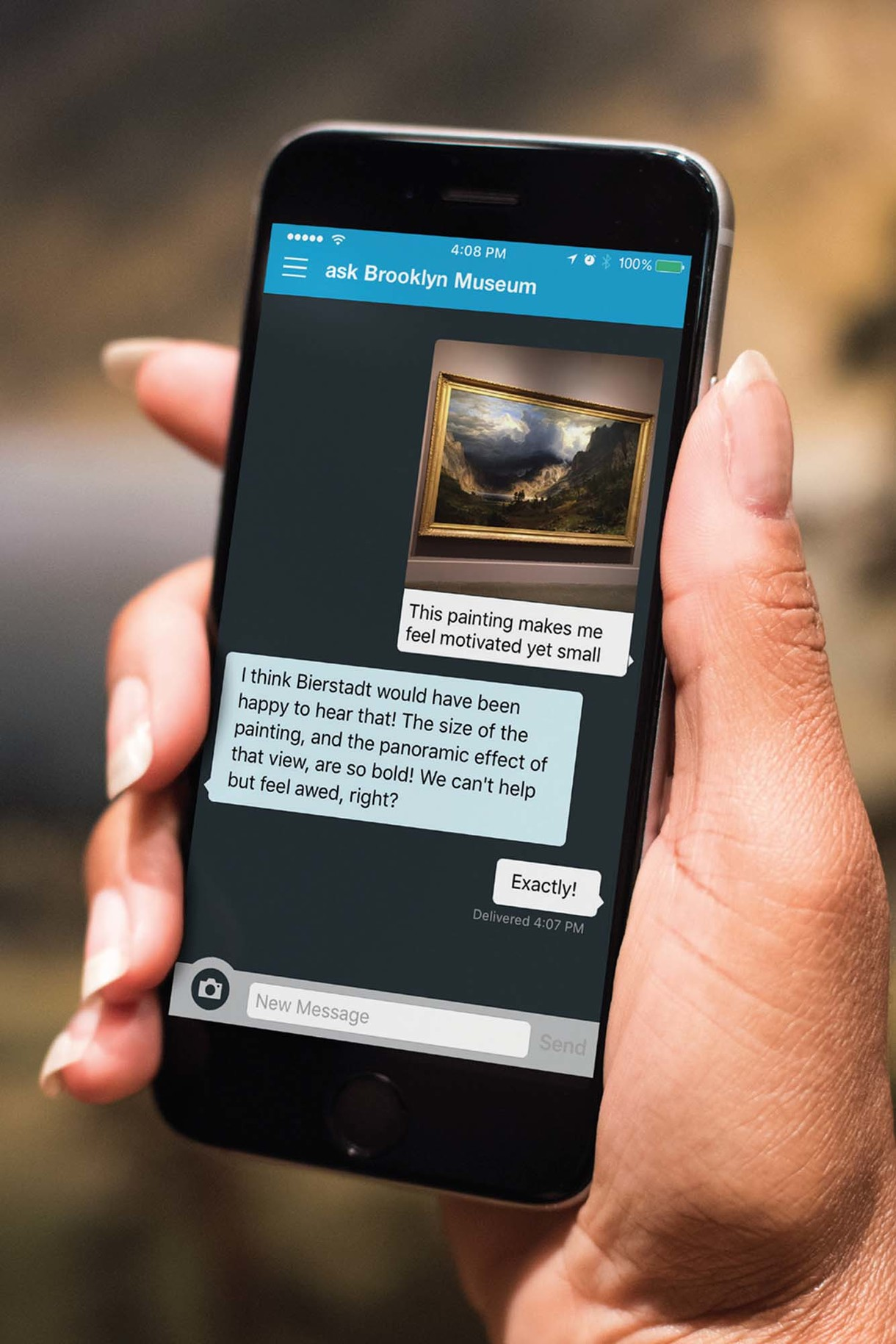 ASK Brooklyn Museum Offers Visitor Experience Insights