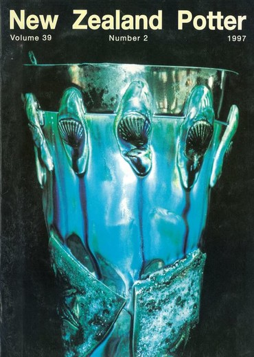 New Zealand Potter volume 39 number 2, 1997