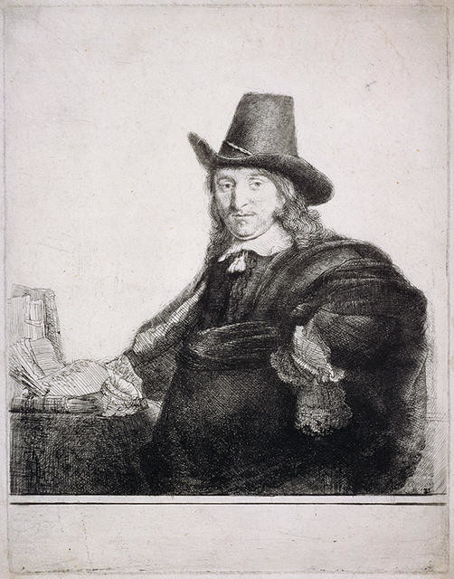 Portrait of Jan Asselijn
