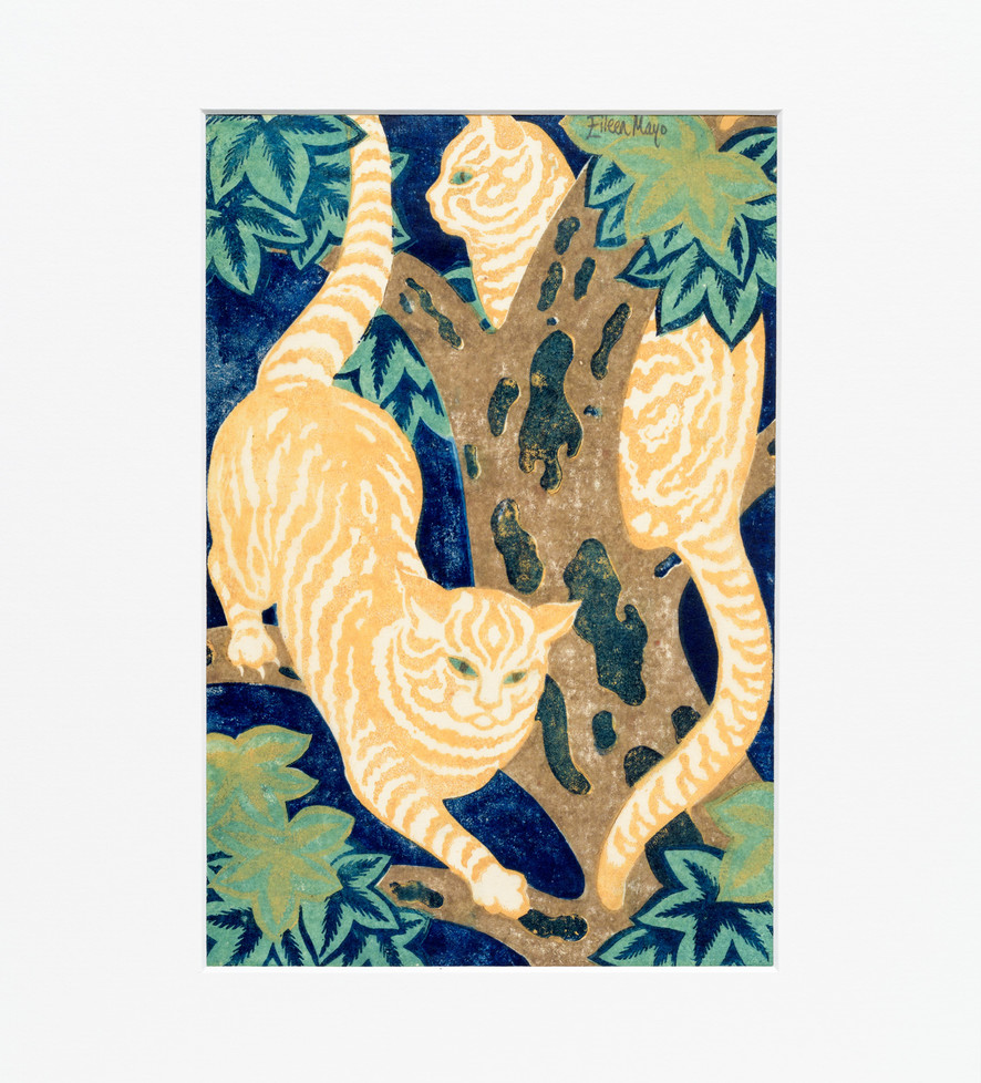 Cats in the Trees - Print