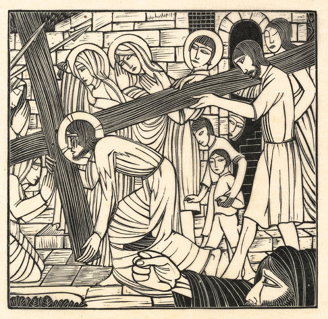 Carrying of the Cross