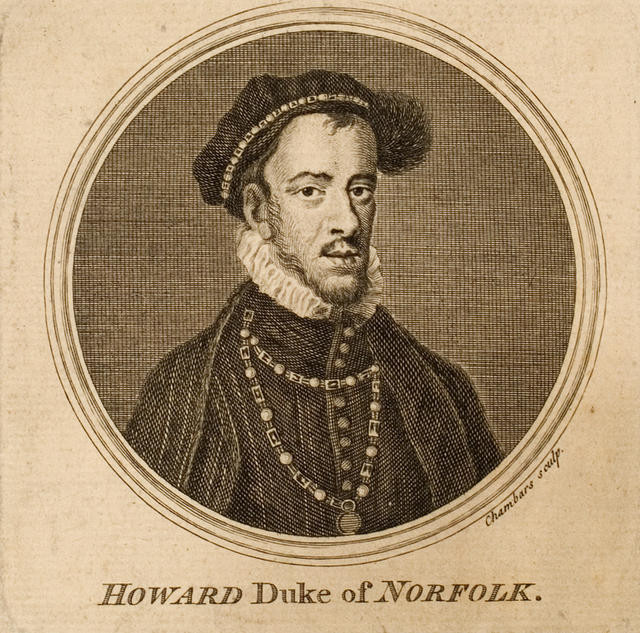 Howard Duke of Norfolk