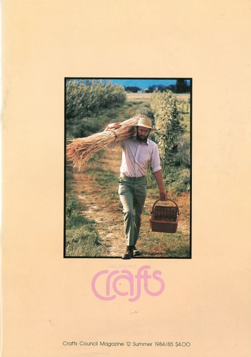 New Zealand Crafts issue 12, Summer 1984-1985